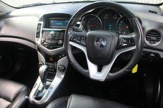 2011 Holden Cruze JH CDX Red 6 Speed Automatic Sedan