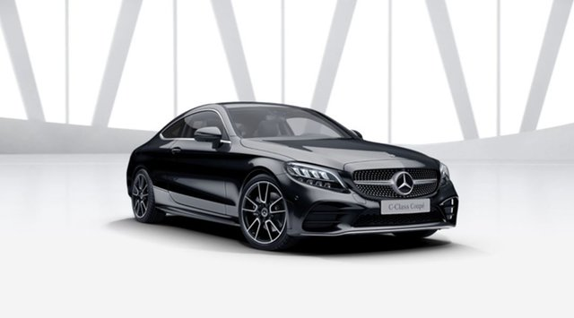 New Mercedes-Benz C-Class C205 801MY C300 9G-Tronic Berwick, 2021 Mercedes-Benz C-Class C205 801MY C300 9G-Tronic Obsidian Black 9 Speed Sports Automatic Coupe