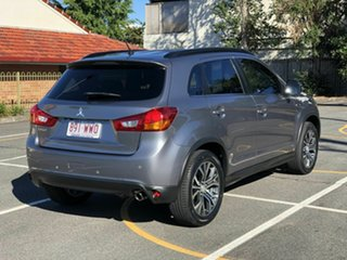 2016 Mitsubishi ASX XB MY15.5 LS 2WD Grey 6 Speed Constant Variable Wagon.