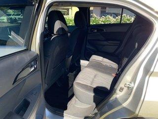 2018 Mitsubishi Eclipse Cross LS 2WD Silver Wagon