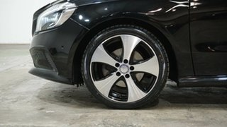 2016 Mercedes-Benz A-Class W176 807MY A200 DCT Black 7 Speed Sports Automatic Dual Clutch Hatchback