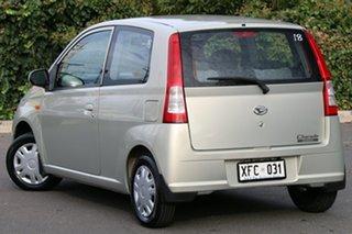 2005 Daihatsu Charade L251RS Green 4 Speed Automatic Hatchback.