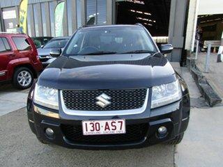 2008 Suzuki Grand Vitara JB MY09 Prestige Black 4 Speed Automatic Wagon