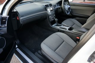 2011 Holden Commodore VE II Omega Heron White 6 Speed Sports Automatic Sedan