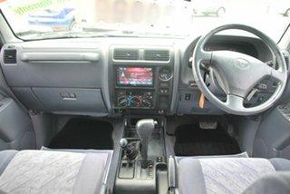 1999 Toyota Landcruiser Prado VZJ95R Snowy (4x4) White 4 Speed Automatic 4x4 Wagon