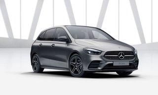 2021 Mercedes-Benz B-Class W247 801+051MY B180 DCT Mountain Grey 7 Speed