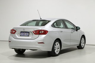 2018 Holden Astra BL MY18 LS Silver 6 Speed Automatic Sedan