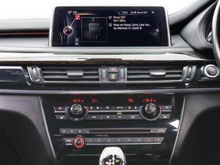 2016 BMW X5 F15 MY16 xDrive 50I White 8 Speed Automatic Wagon