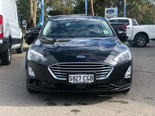 2020 Ford Focus SA 2020.25MY Trend Agate Black 8 Speed Automatic Hatchback.