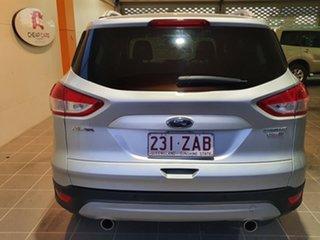2015 Ford Kuga TF MY15 Trend PwrShift AWD Silver 6 Speed Sports Automatic Dual Clutch Wagon