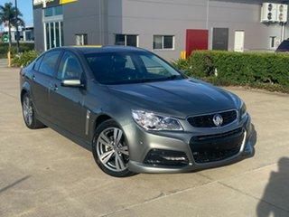 2015 Holden Commodore VF MY15 SV6 Grey/260815 6 Speed Sports Automatic Sedan.