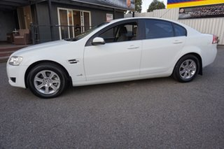 2011 Holden Commodore VE II Omega Heron White 6 Speed Sports Automatic Sedan.
