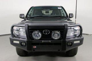 2012 Toyota Landcruiser VDJ200R 09 Upgrade GXL (4x4) Grey 6 Speed Automatic Wagon.