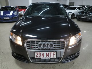 2006 Audi S4 B7 Quattro Black 6 Speed Sports Automatic Sedan.
