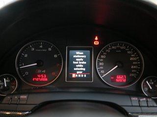 2006 Audi S4 B7 Quattro Black 6 Speed Sports Automatic Sedan
