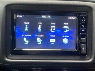2019 Honda HR-V MY19 RS Black 1 Speed Constant Variable Hatchback