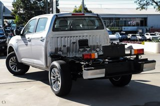 2020 Mazda BT-50 TFS40J XT Silver 6 Speed Sports Automatic Cab Chassis