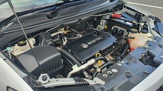 2014 Holden Barina TM MY15 CD Silver 5 Speed Manual Hatchback