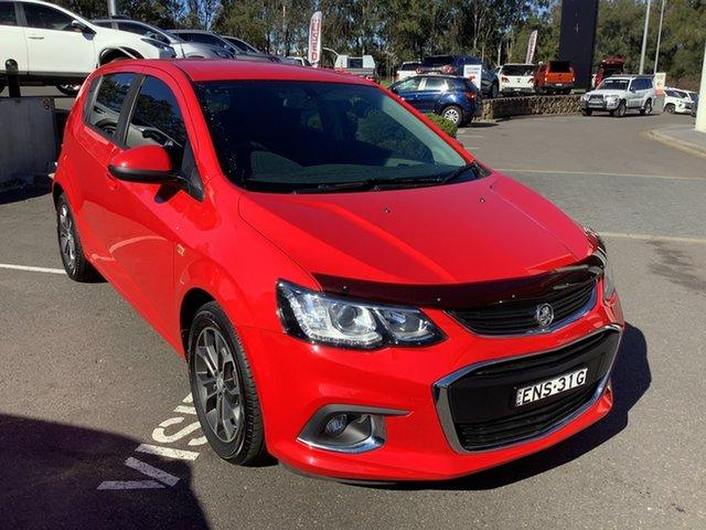 Used Holden Barina TM MY18 LS Maitland, 2017 Holden Barina TM MY18 LS Red 5 Speed Manual Hatchback