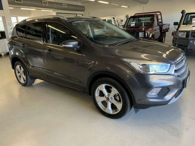 Used Ford Escape ZG MY18 Trend (FWD) Emerald, 2018 Ford Escape ZG MY18 Trend (FWD) Grey 6 Speed Automatic SUV
