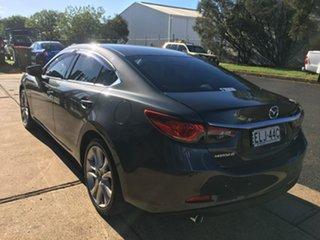 2013 Mazda 6 GJ GT Grey Sports Automatic
