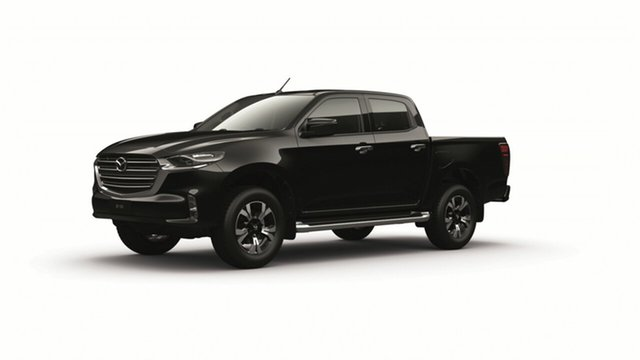 New Mazda BT-50 TFS40J XTR Toowoomba, 2021 Mazda BT-50 TFS40J XTR True Black 6 Speed Sports Automatic Utility