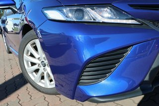 2019 Toyota Camry ASV70R Ascent Sport Lunar Blue/cert 6 Speed Sports Automatic Sedan.
