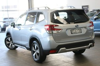 2021 Subaru Forester S5 MY21 2.5i-S CVT AWD Ice Silver 7 Speed Constant Variable Wagon.