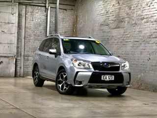 2014 Subaru Forester S4 MY14 XT Lineartronic AWD Silver 8 Speed Constant Variable Wagon.