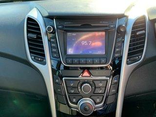 2013 Hyundai i30 GD Active White 6 Speed Sports Automatic Hatchback