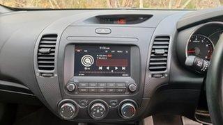2016 Kia Cerato YD MY17 SI White 6 Speed Sports Automatic Sedan