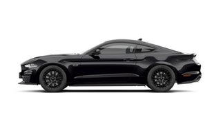2021 Ford Mustang FN 2021.50MY GT Shadow Black 10 Speed Sports Automatic Fastback.