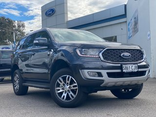 2021 Ford Everest UA II 2021.25MY Trend Meteor Grey 10 Speed Sports Automatic SUV.