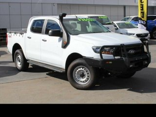 2017 Ford Ranger PX MkII MY17 XL 3.2 Plus (4x4) 6 Speed Automatic Crew Cab Utility.