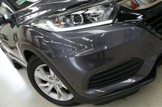 2020 Honda HR-V MY21 VTi Modern Steel 1 Speed Constant Variable Hatchback.