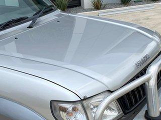 2000 Toyota Landcruiser Prado VZJ95R Kimberley GXL Silver 4 Speed Automatic Wagon