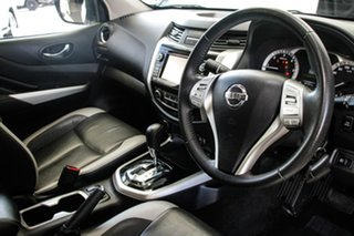 2017 Nissan Navara D23 Series II ST N-Sport (special Edition) White 7 Speed Automatic