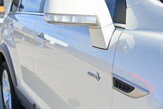 2012 Holden Captiva CG Series II MY12 7 AWD CX White 6 Speed Sports Automatic Wagon.