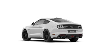 2021 Ford Mustang FN MY20 GT 5.0 V8 Oxford White 10 Speed Automatic Fastback.