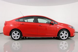 2018 Holden Astra BL MY18 LT Red 6 Speed Automatic Sedan