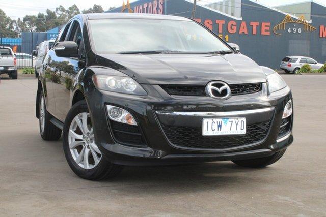 Used Mazda CX-7 ER MY10 Classic Sports (4x4) West Footscray, 2011 Mazda CX-7 ER MY10 Classic Sports (4x4) 6 Speed Auto Activematic Wagon