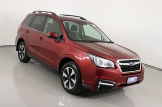 2018 Subaru Forester MY18 2.5I-L Ruby Red Continuous Variable Wagon