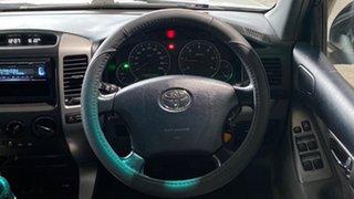2006 Toyota Landcruiser Prado KDJ120R GXL 6 Speed Manual Wagon