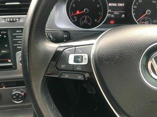 2015 Volkswagen Golf VII MY16 92TSI Trendline Silver 6 Speed Manual Hatchback
