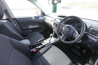 2010 Subaru Forester S3 MY10 X AWD White 4 Speed Sports Automatic Wagon