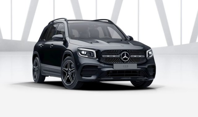 Demonstrator Mercedes-Benz GLB-Class X247 801+051MY GLB250 DCT 4MATIC Mulgrave, 2021 Mercedes-Benz GLB-Class X247 801+051MY GLB250 DCT 4MATIC Cosmos Black 8 Speed