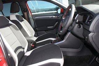2021 Volkswagen T-ROC A1 MY21 140TSI DSG 4MOTION Sport Flash Red 7 Speed