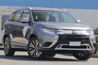 2019 Mitsubishi Outlander ZL MY19 ES 2WD Titanium 6 Speed Constant Variable Wagon.