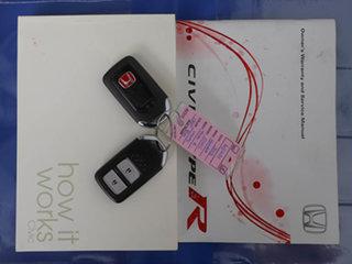 2018 Honda Civic MY18 Type R White 6 Speed Manual Hatchback