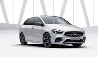 2021 Mercedes-Benz B-Class W247 801+051MY B180 DCT 144-Moonstone (digit 7 Speed